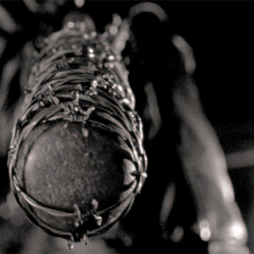 The Walking Dead teases Negan in the season finale