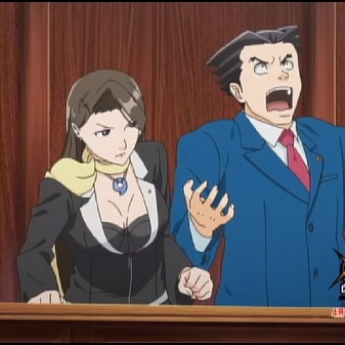 First look at Ace Attorney anime series takes us back to the start