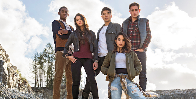 'Power Rangers' Reboot: First Official Image From The Movie Set