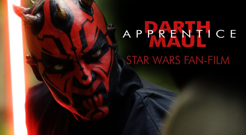 star wars darth maul fan film