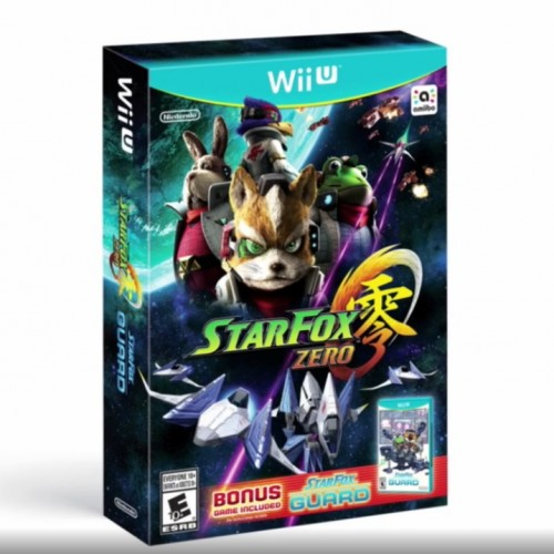 Star Fox Zero coming April 22, includes Star Fox bonus game