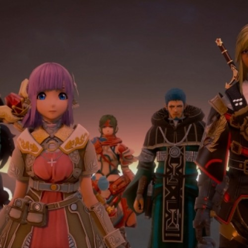 Square Enix's Star Ocean: Integrity and Faithlessness coming this summer