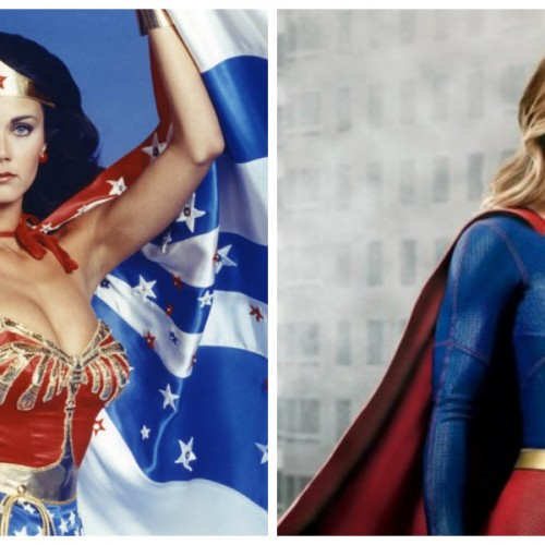Original Wonder Woman is making an appearance in Supergirl