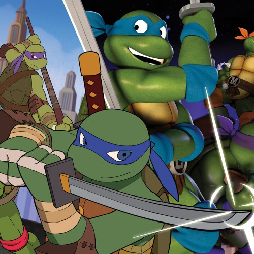 Nickelodeon's Teenage Mutant Ninja Turtles to feature return of '80s Turtles