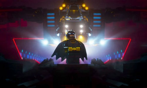 The first trailer for 'The LEGO Batman Movie' has arrived