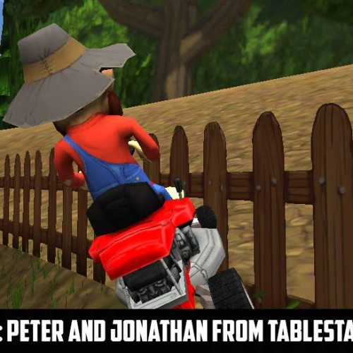 VGB Live! 41: Peter and Jonathan from TableStar Games