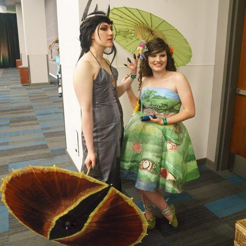 The mind behind SVCC's The Lord of the Rings dresses: Ashley Fee