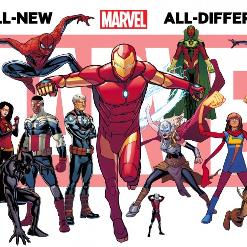 Marvel To Recast all Actors in the MCU and Marvel Netflix Series
