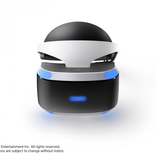 PlayStation VR coming October, retail for $399
