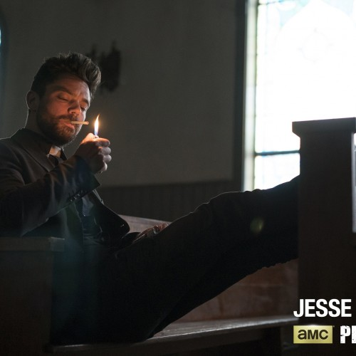 Jesse, Cassidy and Tulip get new Preacher character photos