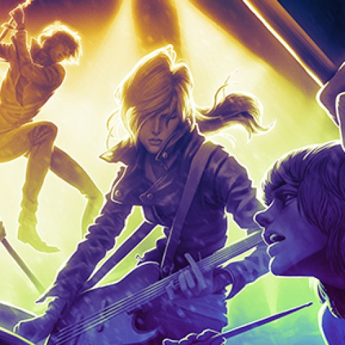 Harmonix announces new partnership with PDP on Rock Band 4