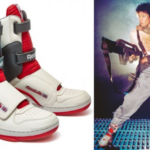 Celebrate 'Alien Day' with these Reebok Alien Stomper sneakers