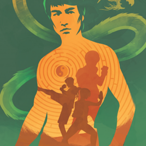 Bruce Lee: The Dragon Rises comic book in the works