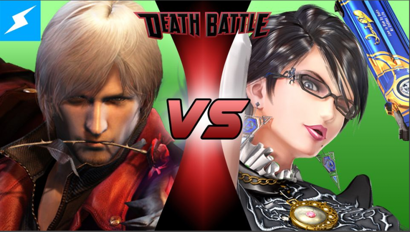 death battle dante banner