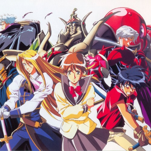New uncut Escaflowne HD dub is all set to go