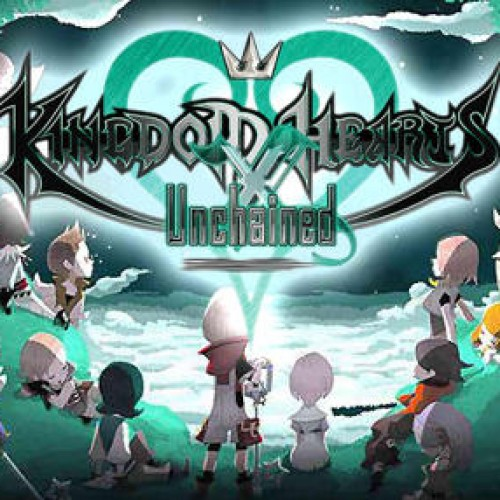 Kingdom Hearts Unchained χ [chi] now available