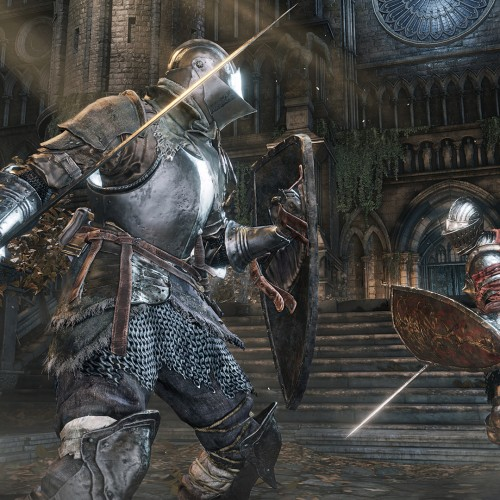 Dark Souls 3 becomes bestseller for Bandai Namco