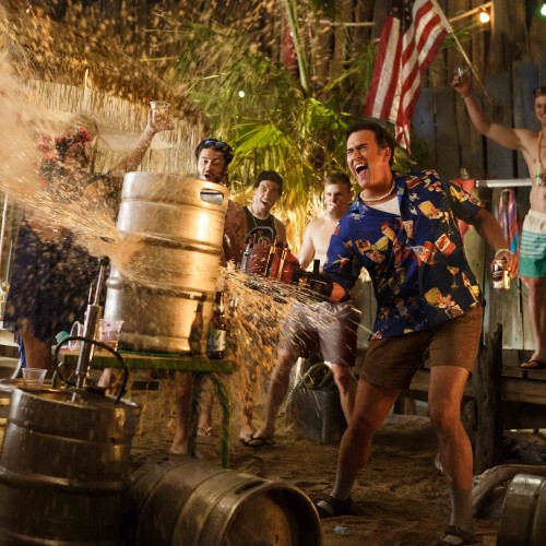 'Too violent' and rejected Ash vs Evil dead trailer for San Diego Comic-Con
