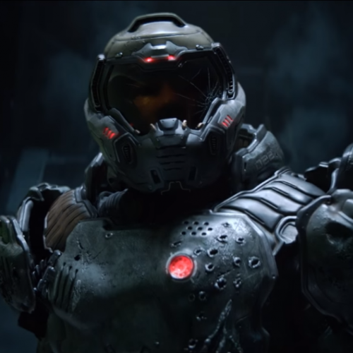 id shows off an hour's worth of Doom 4 single-player footage