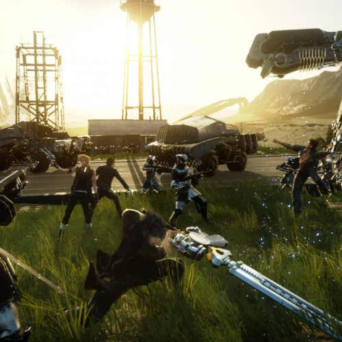 Hajime Tabata and Takeshi Nozue on expanding Final Fantasy XV universe