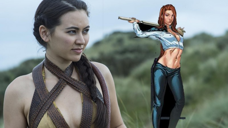 Jessica Henwick Colleen Wing