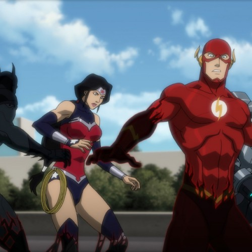Justice League vs. Teen Titans now available on Blu-ray and DVD