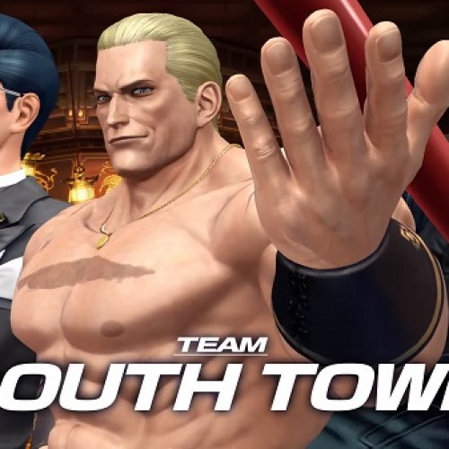 Geese Howard returns in The King of Fighters XIV