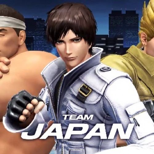 King of Fighters XIV trailer takes a look at Team Japan
