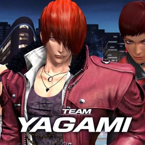 New King of Fighters XIV trailer shows off Team Yagami members in action
