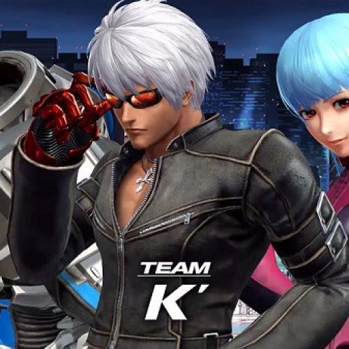 Team K and Team Women Fighters highlighted in latest King of Fighters XIV team trailers