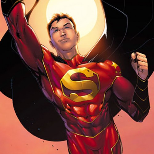 New Superman will be Chinese