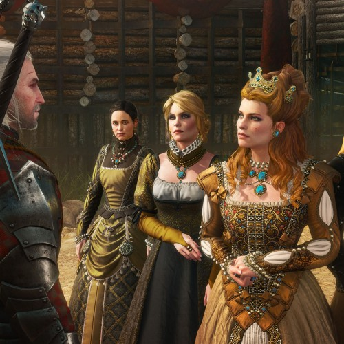 The Witcher 3's Blood and Wine 'New Region' trailer