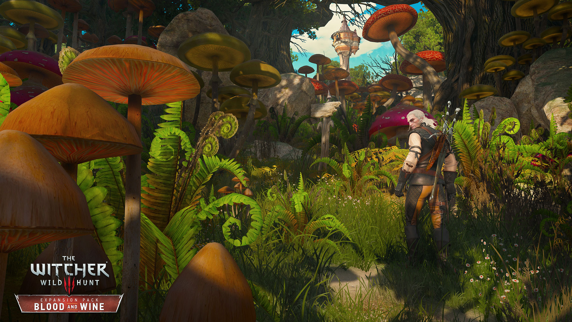 The Witcher 3: Blood and Wine Developer Diary   Nerd Reactor