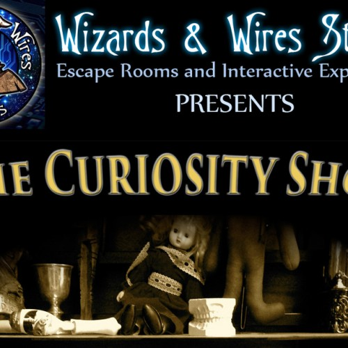 Review: The Curiosity Shop Escape Room by Wizards and Wires