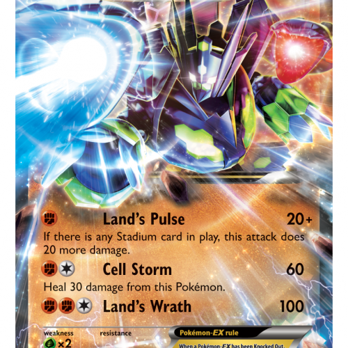 Pokémon TCG: XY—Fates Collide coming May 2