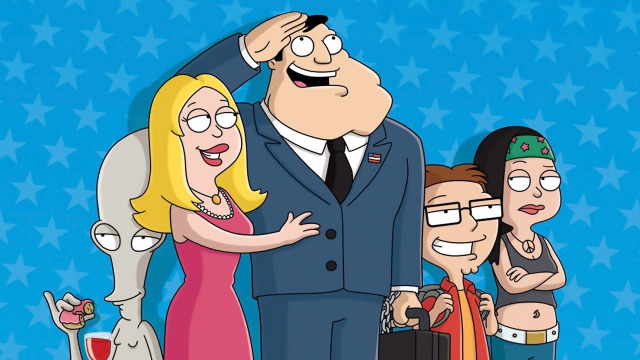 American Dad Wife interview with american dad cast on 200 episodes, favorite