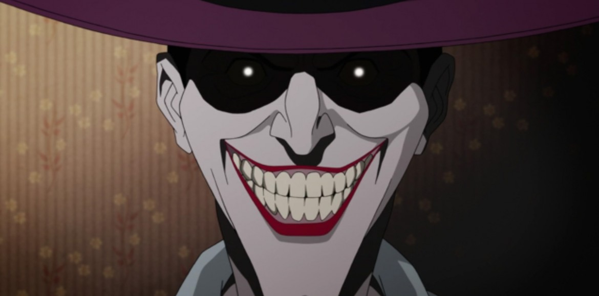Batman: The Killing Joke trailer is here!