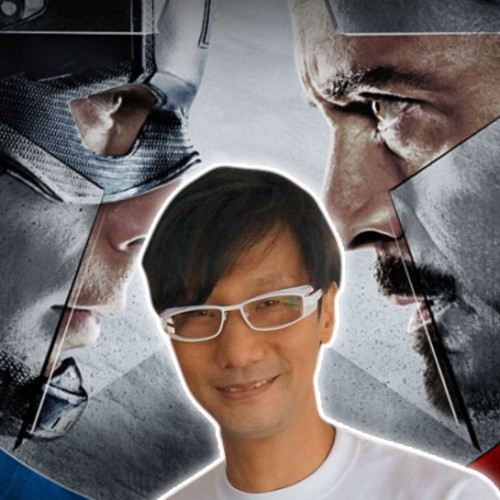 Hideo Kojima says Captain America: Civil War is a masterpiece