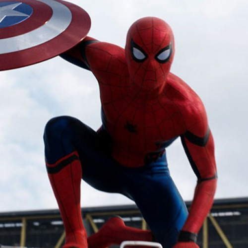 Sony's Registered Spider-Man movie website is titled…