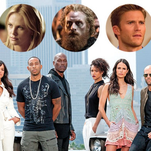 Charlize Theron, Kristofer Hivju, and Scott Eastwood join the cast of 'Fast 8'