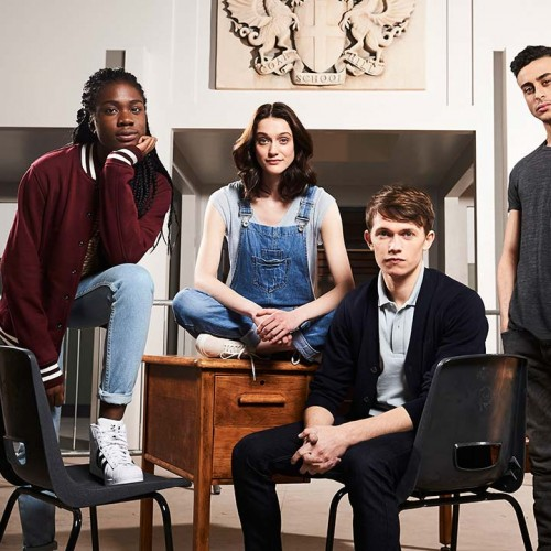 Doctor Who spin-off 'Class' cast has been announced