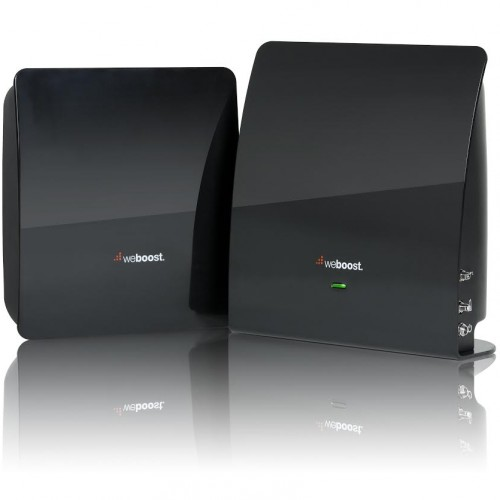 weBoost eqo Booster offers maximum signal reception for home or office
