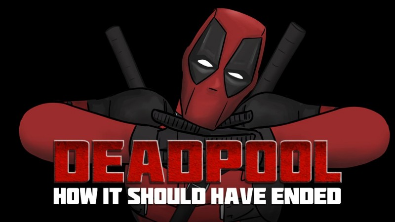 deadpool how it should have ended