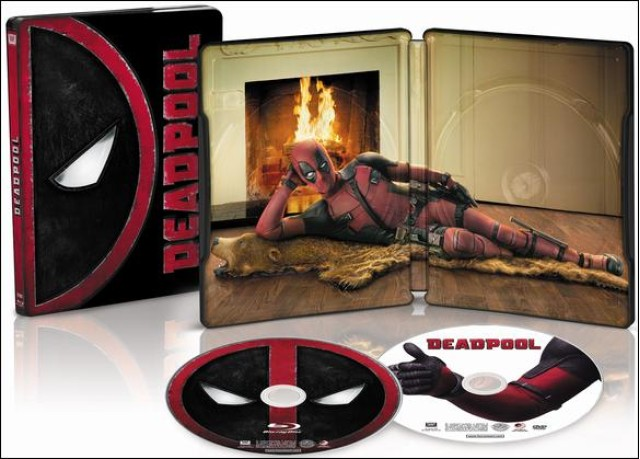 Deadpool Steelbook