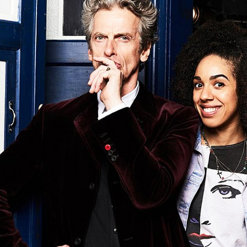 The new Doctor Who companion is…