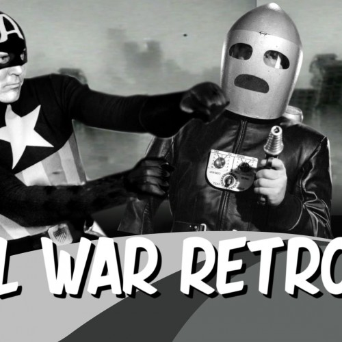 If Ed Wood directed Captain America: Civil War