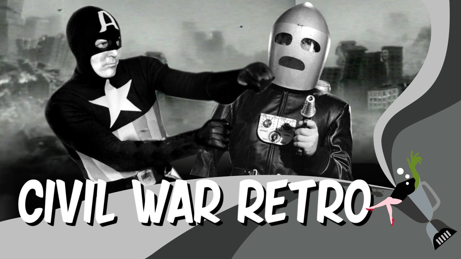 ed wood captain america civil war