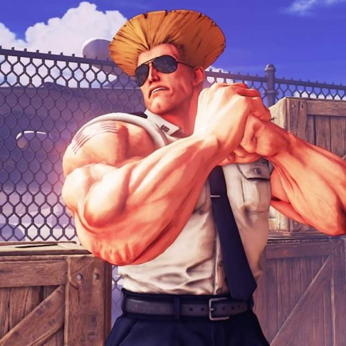Street Fighter V Guile screenshots released