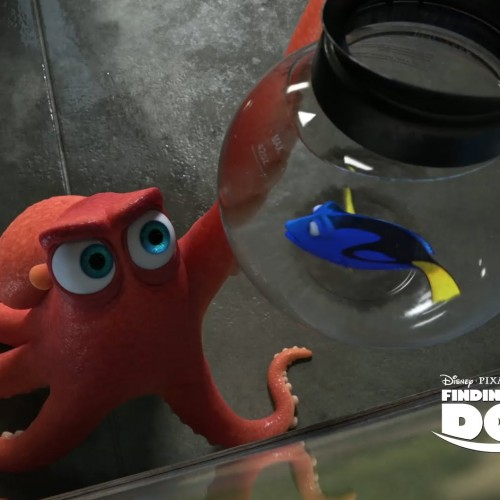 Pixar reveals major Easter egg secret, Hank the octopus