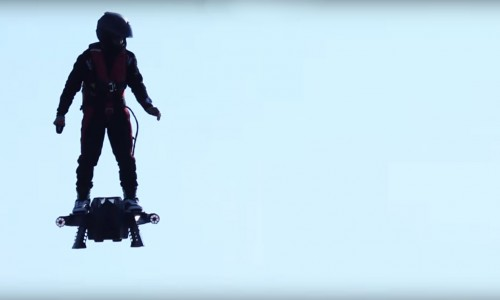 Flyboard is closest thing to real Goblin Glider